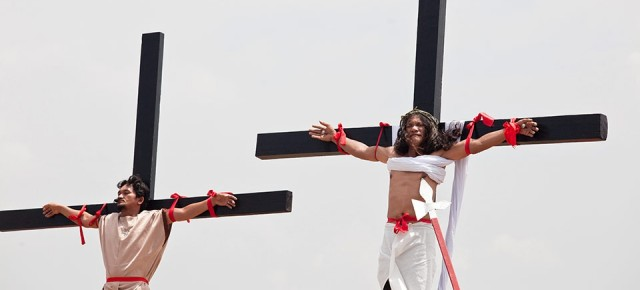 So, What's It Like To Be Crucified?