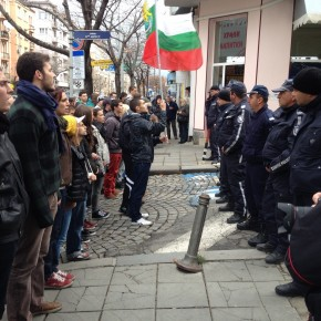 Bulgarian students lead wave of protest