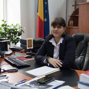 'We must fight on' – Romania's crusader against corruption will not back down