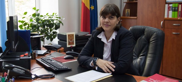 Bringing in the scalps: the woman leading Romania's war on corruption