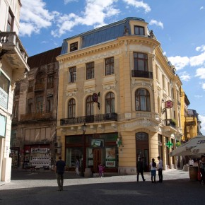 In Bucharest, the Old Town Sees New Life